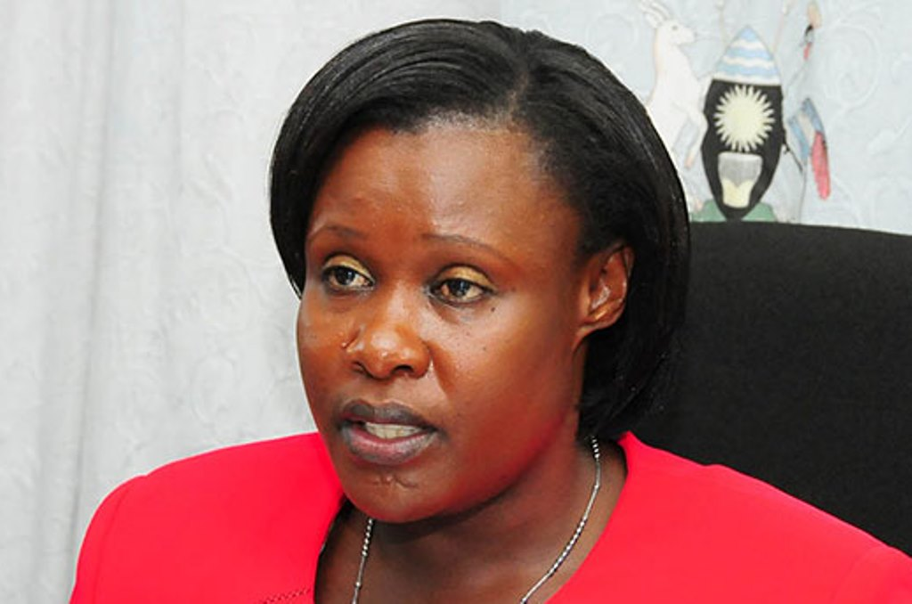 PROFILE: Who exactly is Jessica Alupo, Museveni's New Vice President? - The Pearl Times